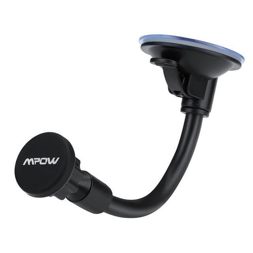 Mpow Phone Holder Grip Magnet Universal Windshield Car Mount Holder with Metal Plate for iPhone Samsung Huawei Xiaomi LG Sony - China /