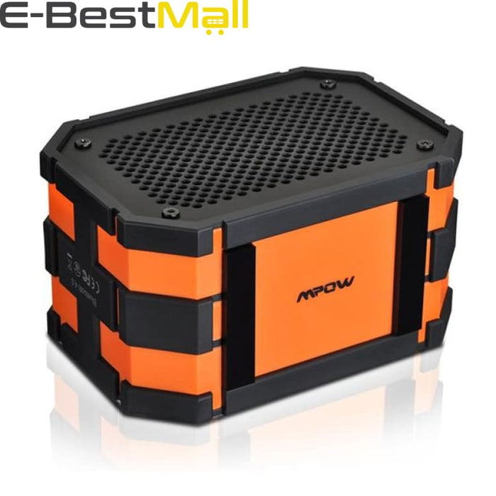 Mpow Portable mini Wireless Bluetooth 4.0 Speaker Passive Outdoor Waterproof super high quality Speaker with Mic for Smartphones - China /