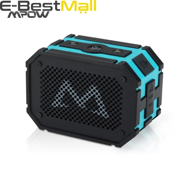 Mpow Portable mini Wireless Bluetooth 4.0 Speaker Passive Outdoor Waterproof super high quality Speaker with Mic for Smartphones