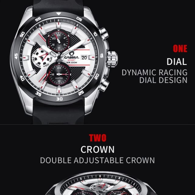 New Fashion Luxury watches for mens cool sport and quartz watch - Quartz & Sport