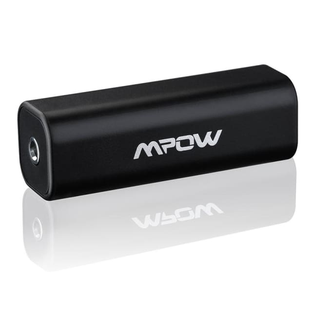 Original Brand Mpow MA1Black Ground Loop Noise Isolator - Wireless Adapter
