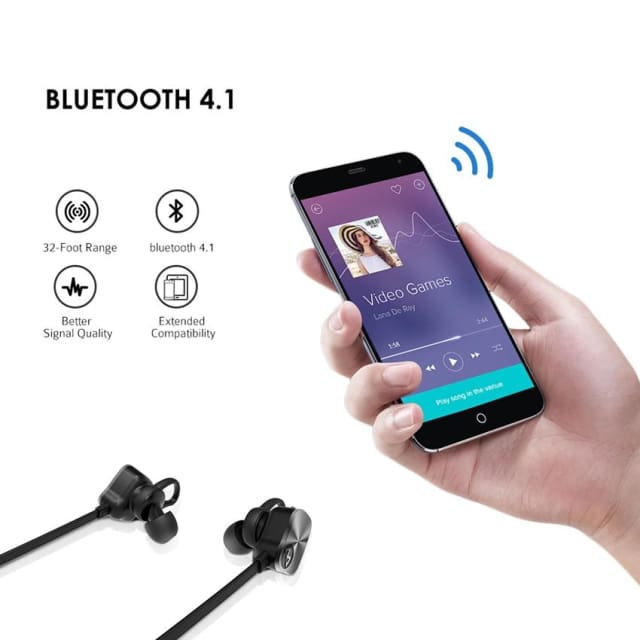 Original coach headphone wireless bluetooth4.1