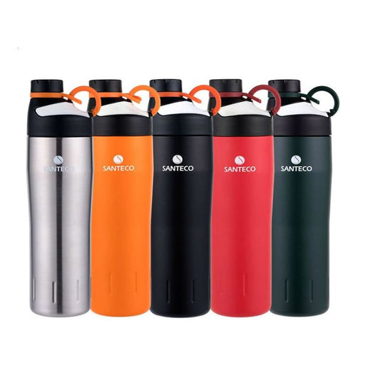 Outdoor Vacuum Flask Durable BPA free Water Bottle 590ml - Vacuum Flasks & Thermoses