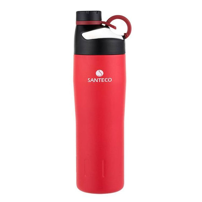 Outdoor Vacuum Flask Durable BPA free Water Bottle 590ml - Red - Vacuum Flasks & Thermoses