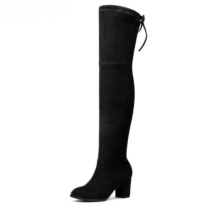 Over-the-Knee Boots For Women - Over-the-Knee Boots