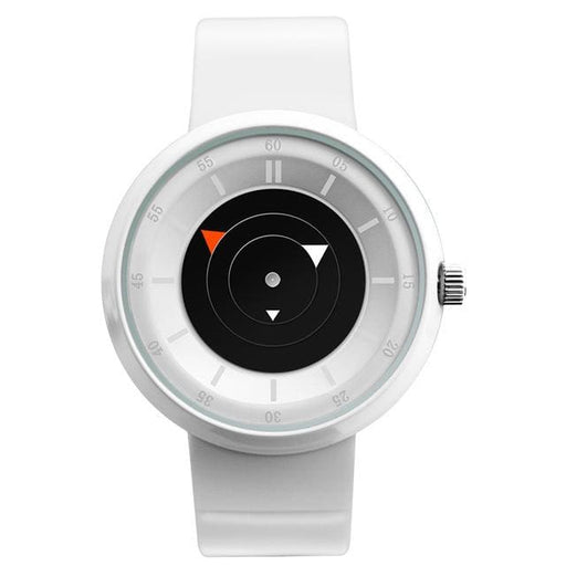 Personality Watch For Men - White