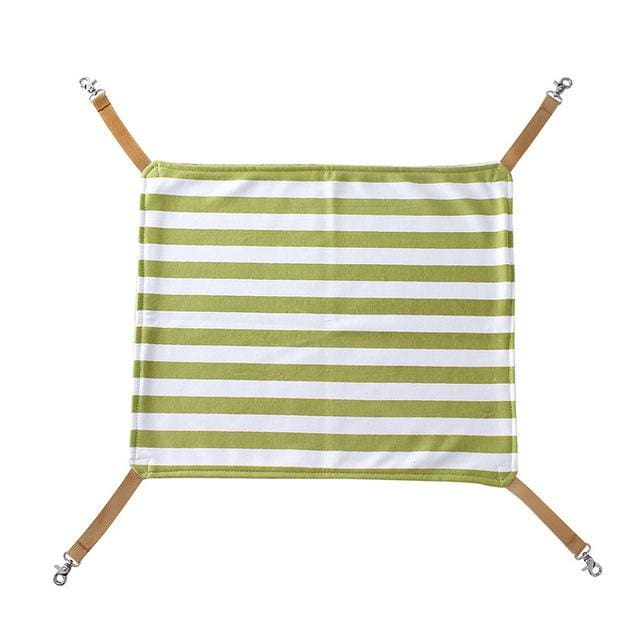 Pet Hammock Bed for Cat & Small Dog Puppy - Green / 45x37cm / China - Pet Hammock Bed