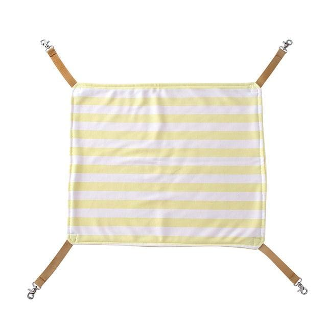 Pet Hammock Bed for Cat & Small Dog Puppy - Yellow / 45x37cm / China - Pet Hammock Bed