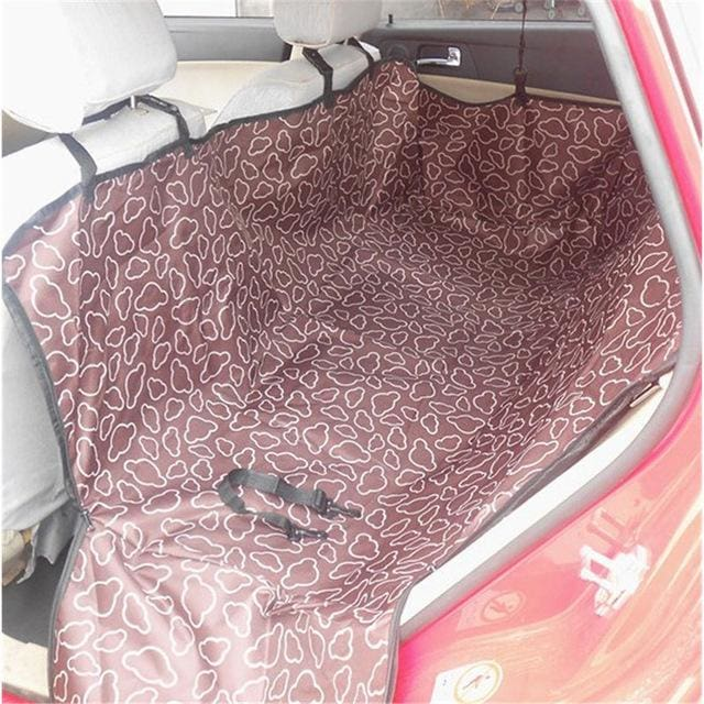 Pet Seat Cover High Quality - Waterproof - Brown / one size - Pet Seat Cover