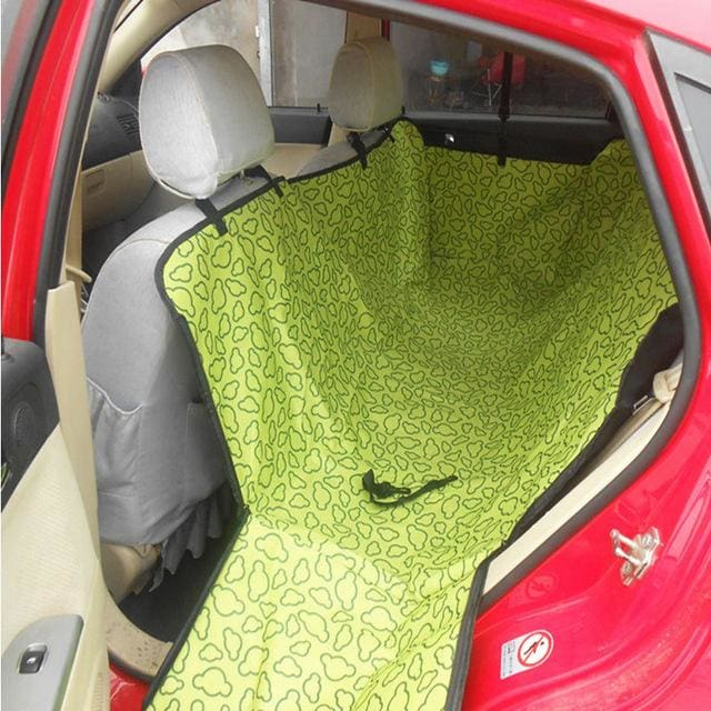 Pet Seat Cover High Quality - Waterproof - Green / one size - Pet Seat Cover