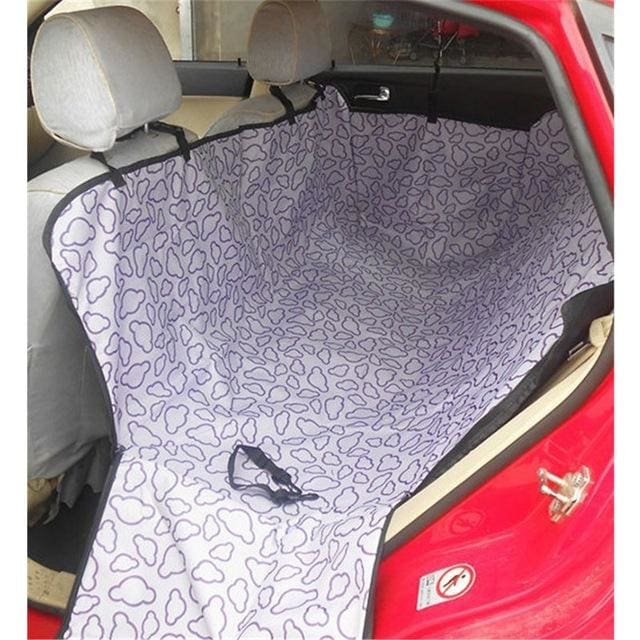Pet Seat Cover High Quality - Waterproof - Purple / one size - Pet Seat Cover