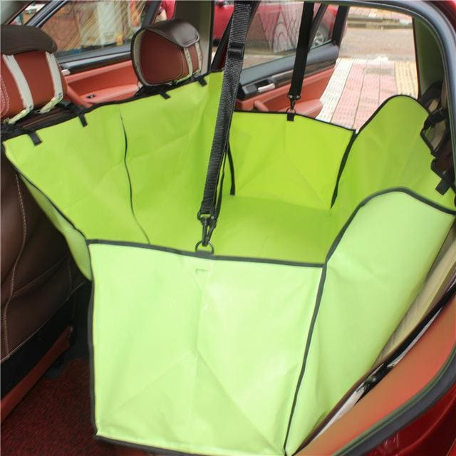Pet Seat Protector Dog - Waterproof - Green / one size - Pet Seat Protector