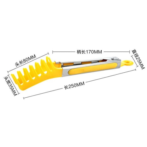Plastic Kitchen Tongs - Tongs