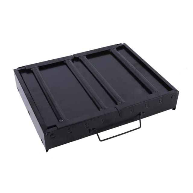 Portable Charcoal Barbecue Grill - Outdoor Picnic - BBQ