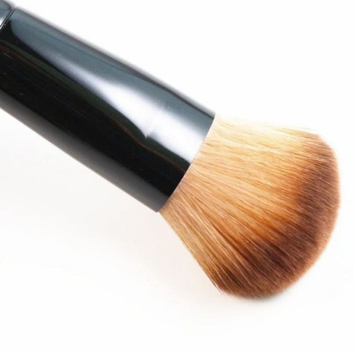 Professional Makeup Brushes Round and Angled - Round Powder - Makeup Brushe