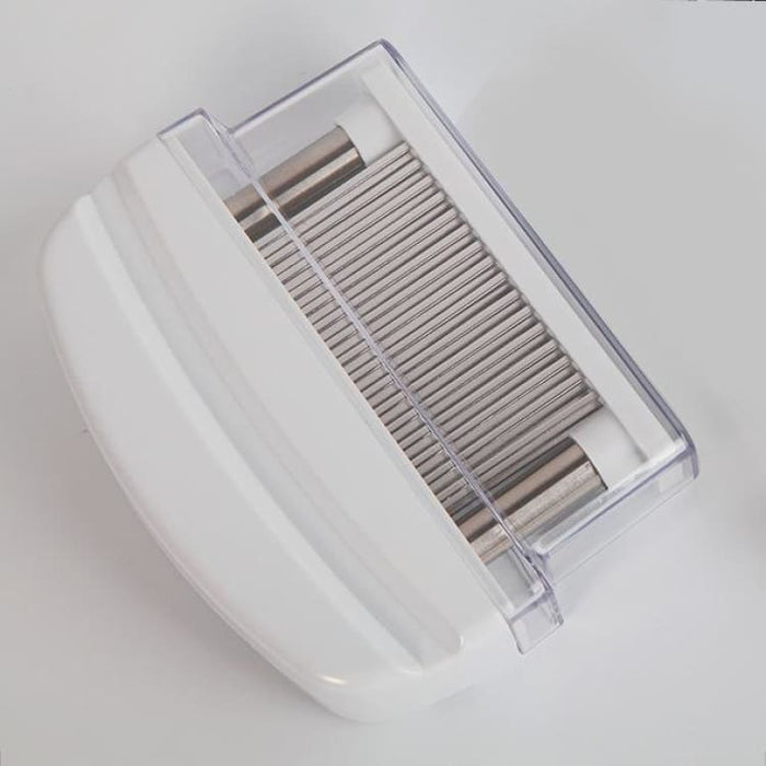 Professional Manual Meat Tenderizer - White - Meat Tenderizer