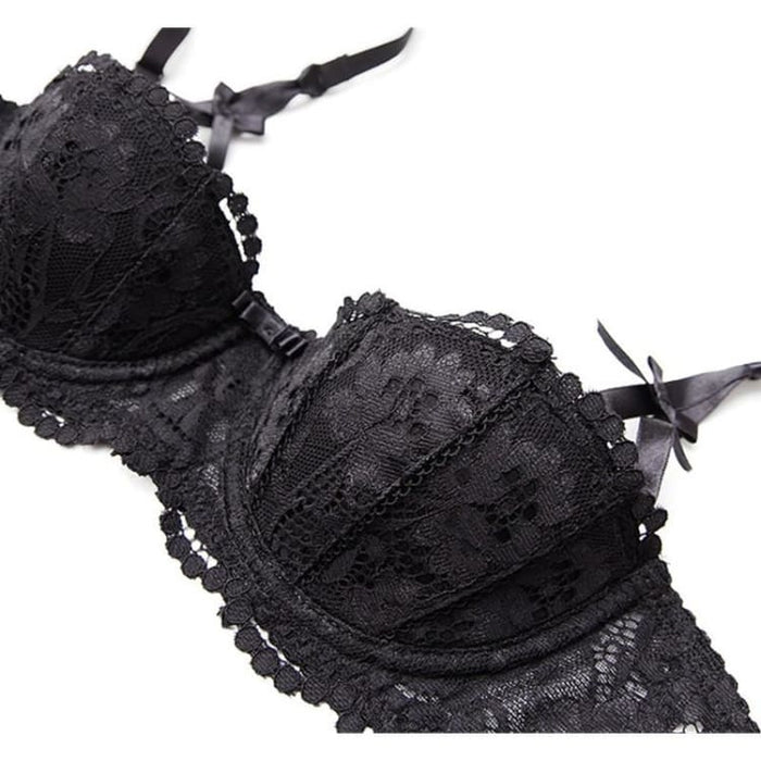 Sexy Sets for women bra+panties+Garters - Bra & Brief Sets