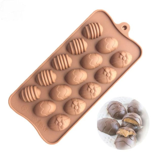 Silicone Mold - Candy Chocolate Cake Decoration - Cake Molds