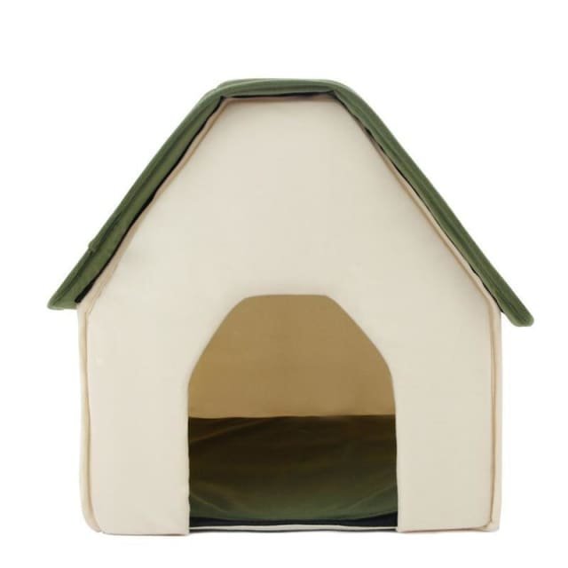 Small House For Puppy / Dogs / Cat - House Cat & Dog