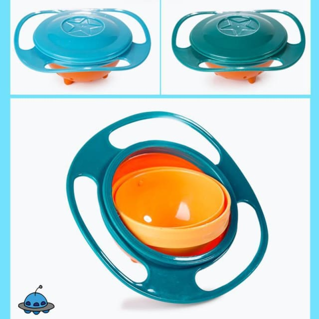 Spill Proof Baby Bowl
