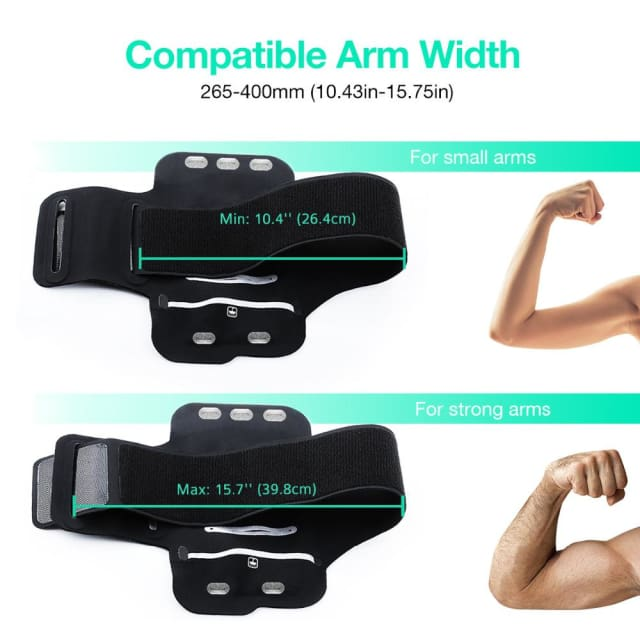 Sport Armband for iPhone 5S 6s/6 Samsung Galaxy S7 S6 Xiaomi Huawei - Armbands