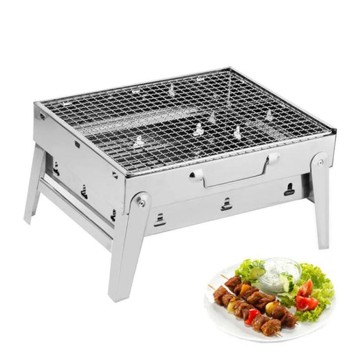 Stainless Steel Barbecue Grill - Barbecue Grill