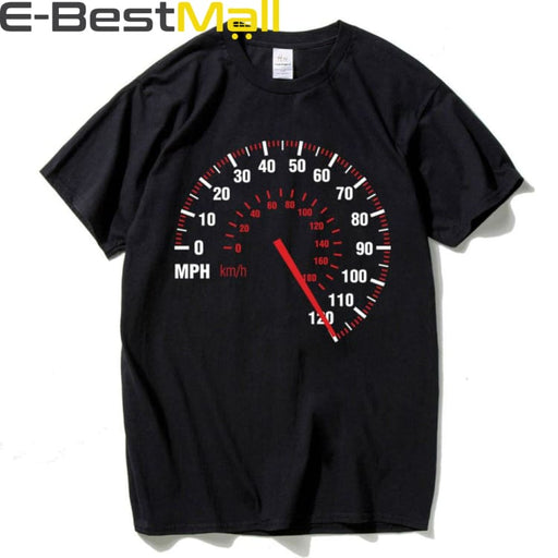 T-Shirt Car Speed - US SIZE S - T-Shirt