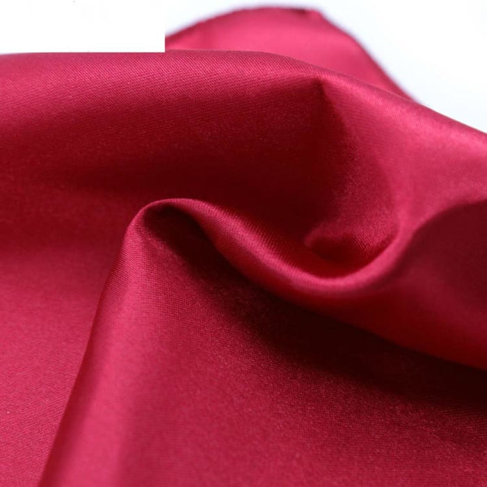 Table Napkins cloth Square Satin 50pcs 30cm - Table Napkins