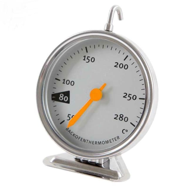 Thermometer Food 50-280 Degrees - Temperature Instruments
