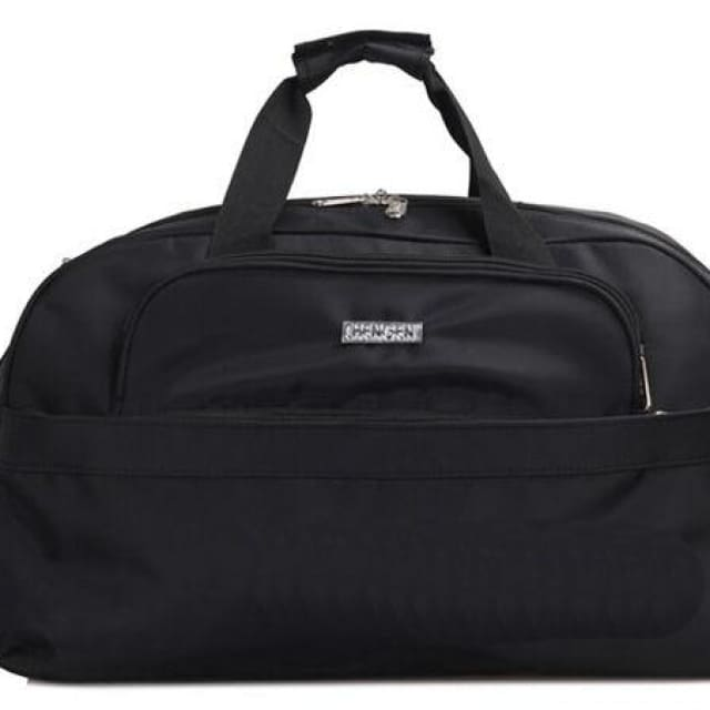 Travel Bag large capacity - Black / L - Travel Bag