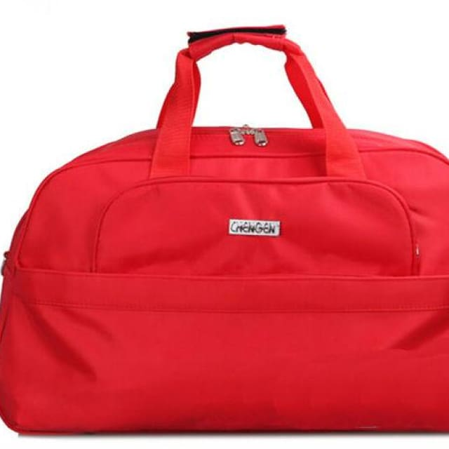 Travel Bag large capacity - Red / L - Travel Bag