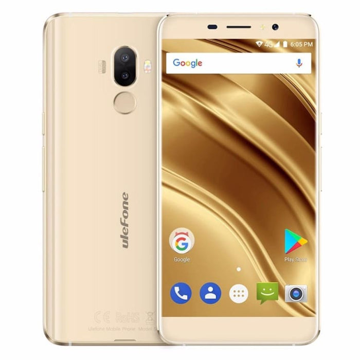 Ulefone S8 Pro 2GB/16GB Fingerprint Identification 5.3 Android 7.0 MTK6737 Quad Core 64-bit up to 1.3GHz OTG Network 4G FM - Mobile Phones