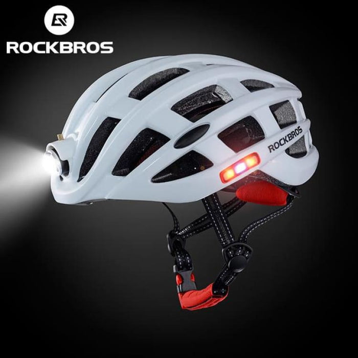 Ultralight Bicycle Helmet For Men and Women - White - Helmets