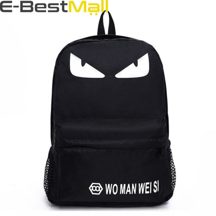 Unisex Backpack Luminous - 3 - Backpack
