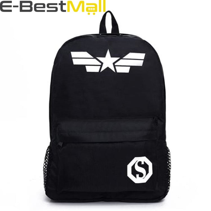Unisex Backpack Luminous - 7 - Backpack