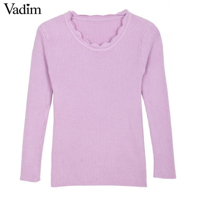 Warm Pullover For Women - as picture 1 / One Size - Pullovers