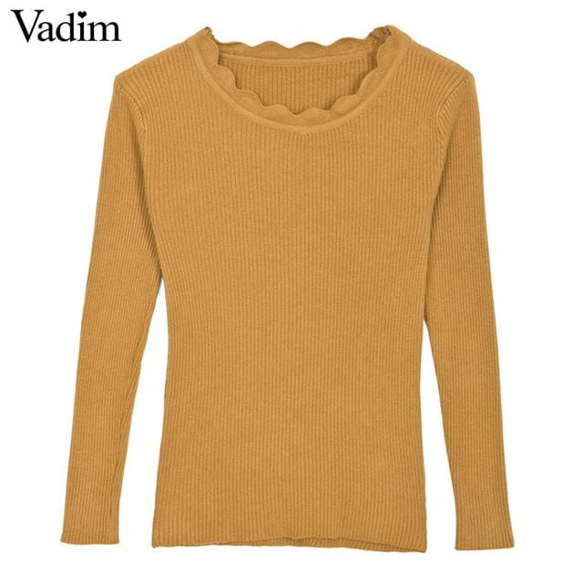 Warm Pullover For Women - as picture / One Size - Pullovers