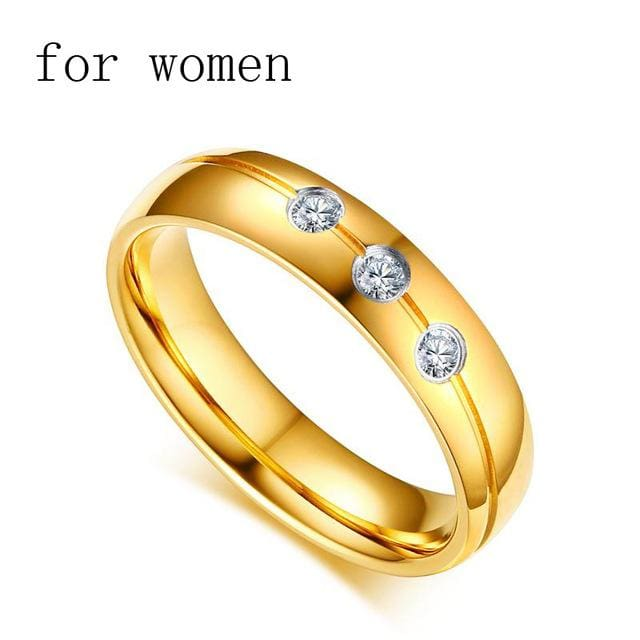 Wedding Love Ring For Men / Women - 11 / 1 piece for women - Ring