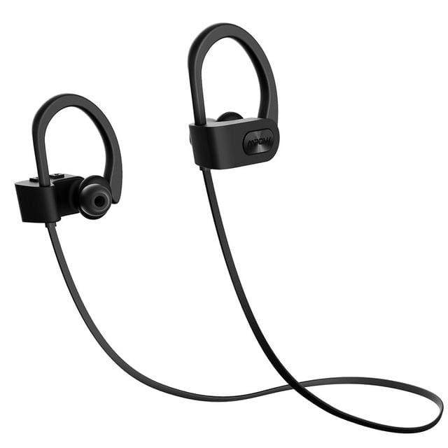 Wireless Headphone Bluetooth V4.1 Noise Canceling - All black / China - Earphone