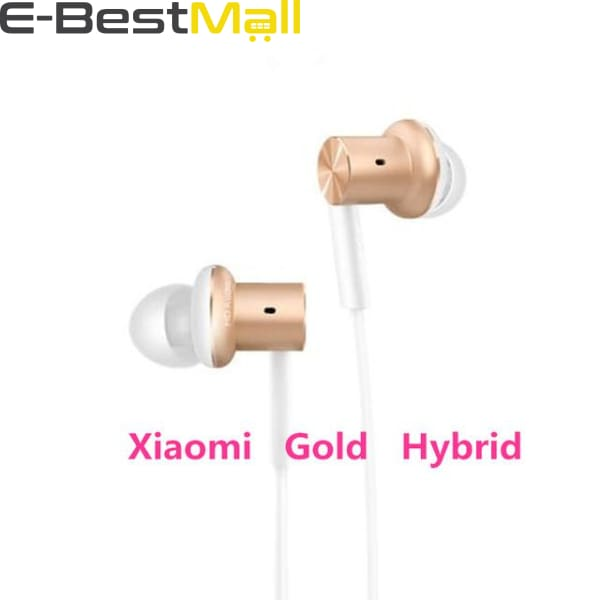 Xiaomi - In-Ear Hybrid Pro HD  - Glod Hybrid - Earphones & Headphones