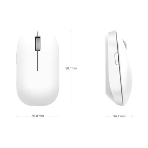 Xiaomi - Wireless Mouse 1200dpi 2.4Ghz - Mice