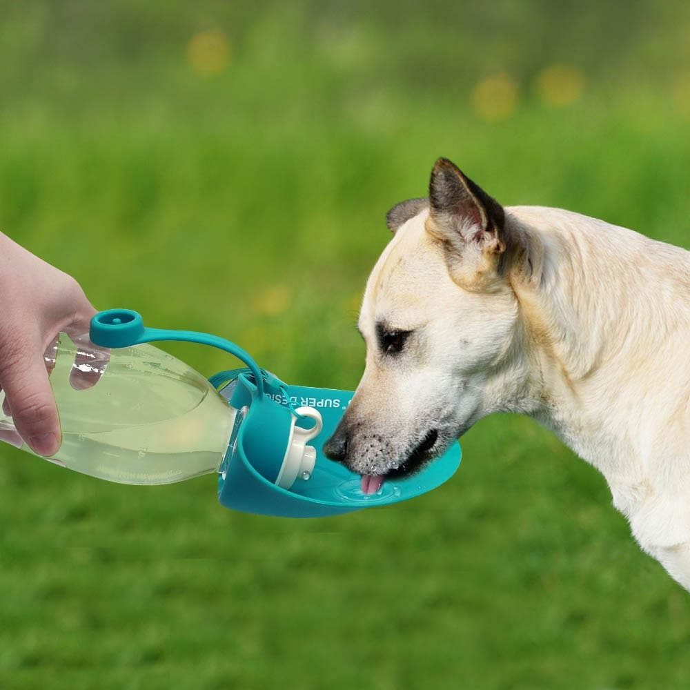 Dog Feeding Bottle Portable Pet Water Dispenser