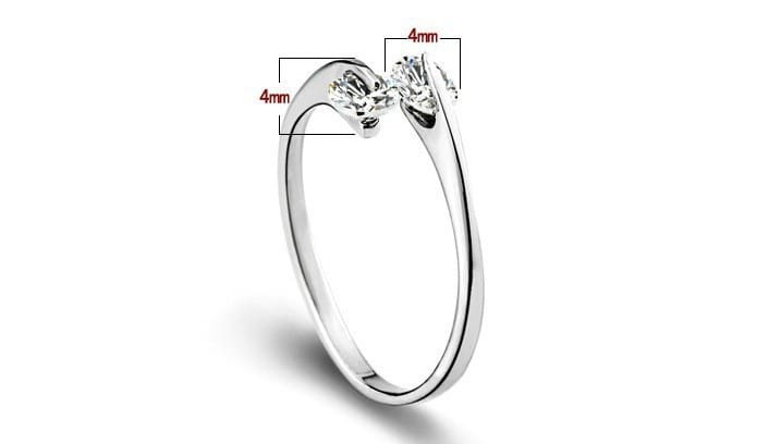 Fashion Resizable Ring for Women