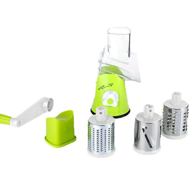 Multi-functional vegetable grater