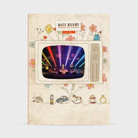 Kate Rusby DVDs