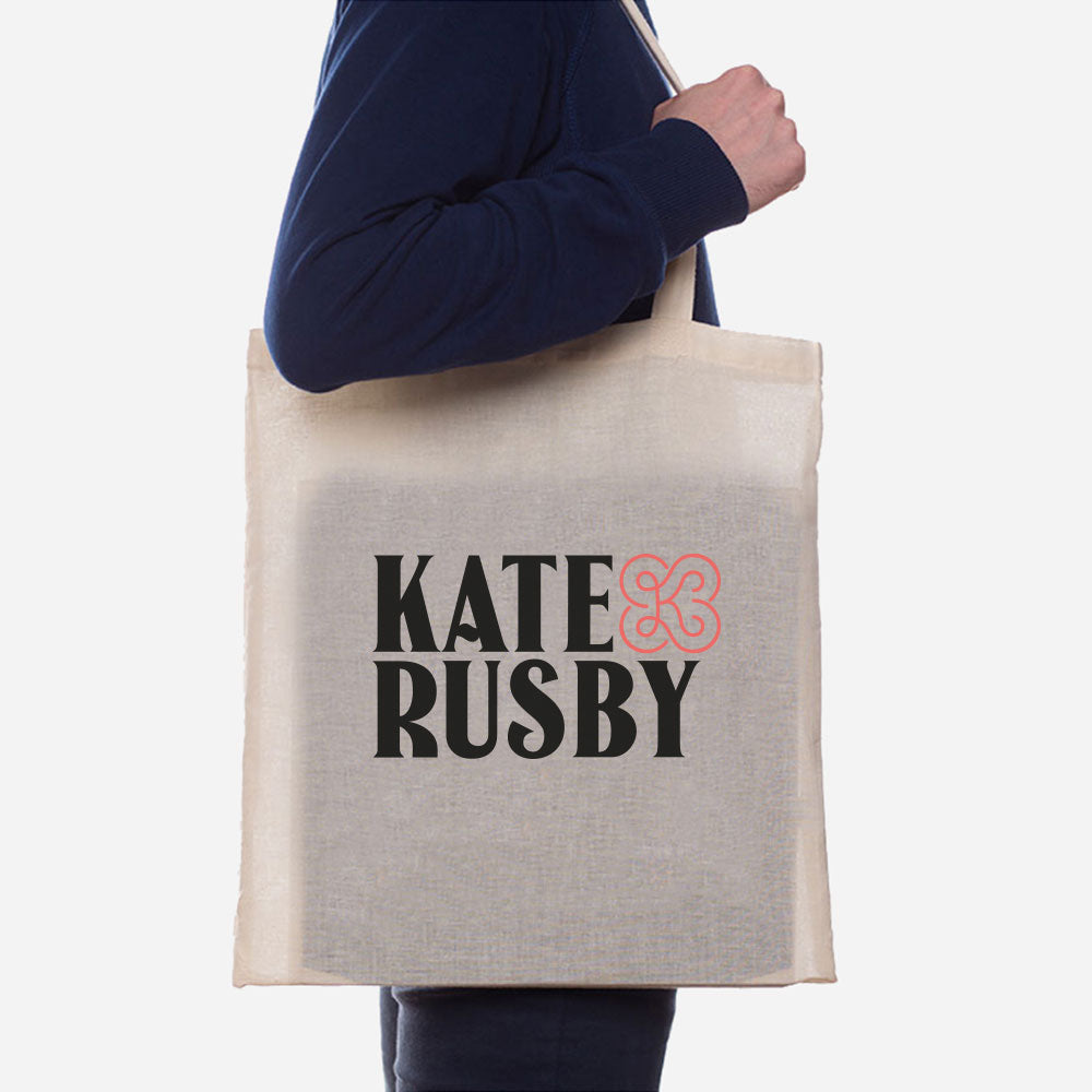 Kate Rusby 2018 Canvas Shopper Bag