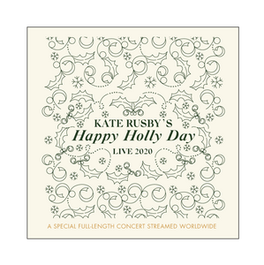 2020 Happy Holly Day Live CD, Pre-order