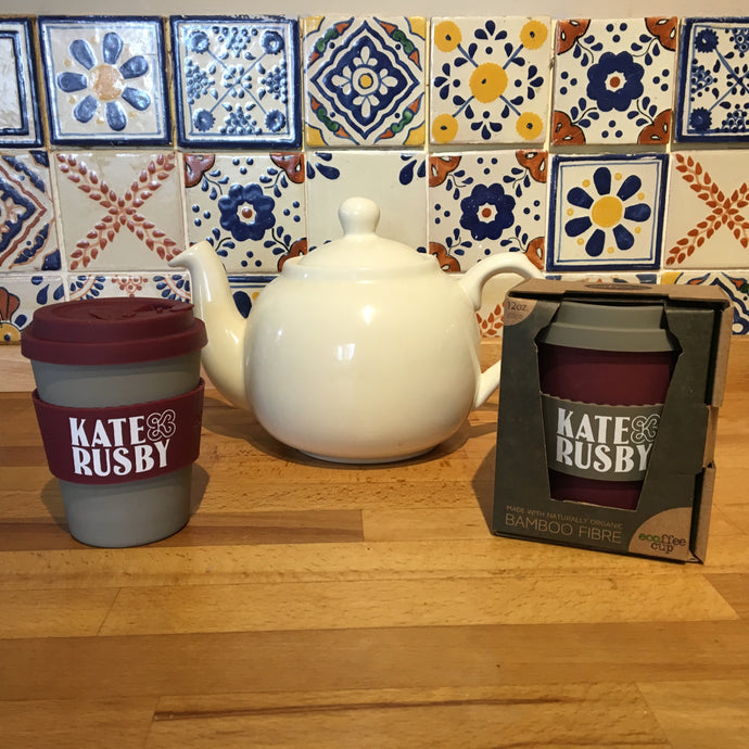 Kate Rusby 2018 Reusable Travel Mug