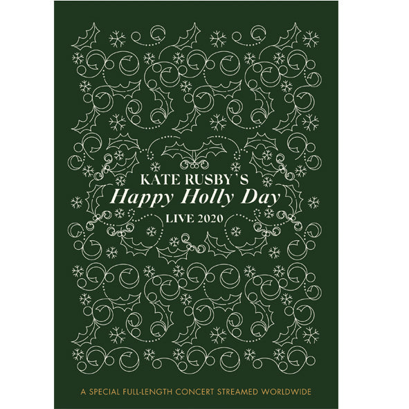 2020 Happy Holly Day Live DVD, Pre-order