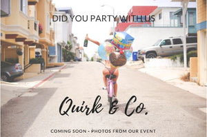 Did You Party With Us - Coming Soon